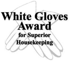 White Gloves Logo