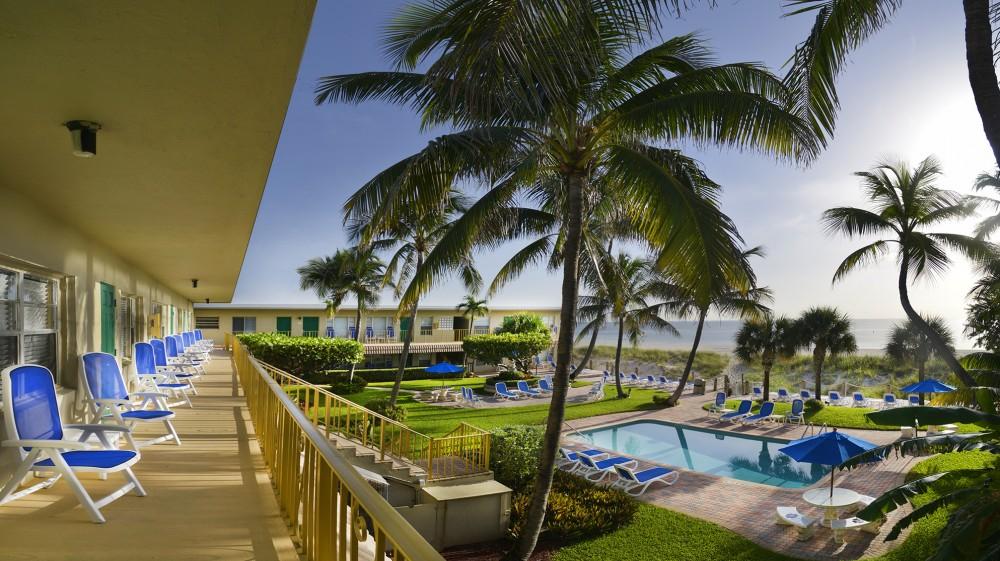 Tropic Seas Resort Motel